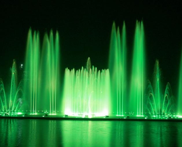 Đèn Led âm nước - 36x1W